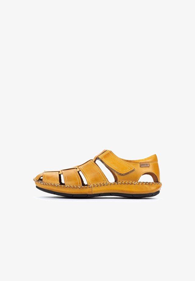 TARIFA - Sandals - honey