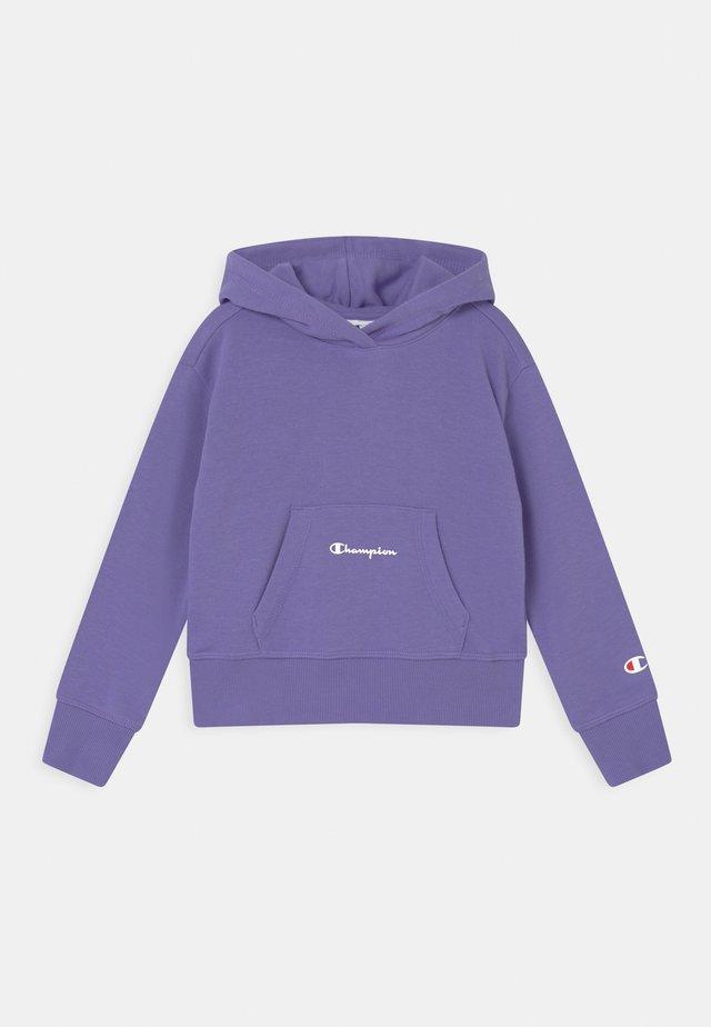 AMERICAN CLASSICS HOODED UNISEX - Felpa - purple