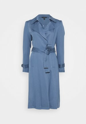 DUSTER - Trench - slate blue