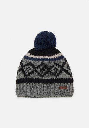 ISSAK BEANIE UNISEX - Beanie - heather grey