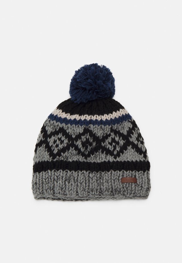 ISSAK BEANIE UNISEX - Bonnet - heather grey