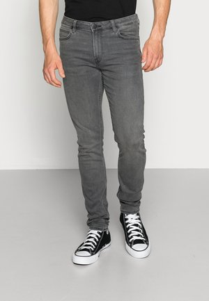 MALONE - Slim fit jeans - new grey