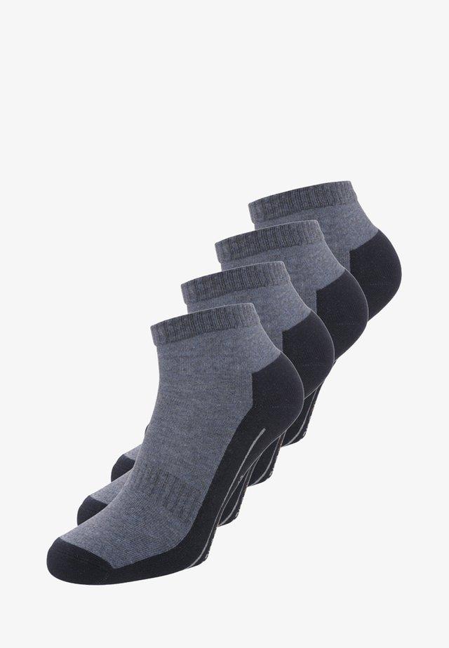 SPORT QUARTER BOX 4 PACK - Sports socks - navy