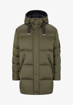 JONES - Down coat - olivgrün