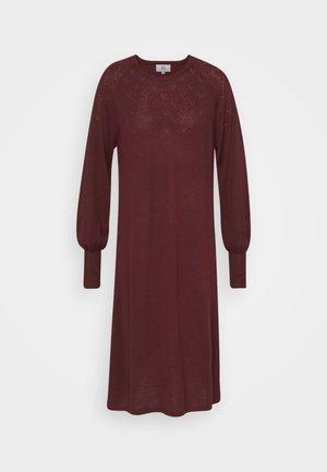Pletené šaty - andorra