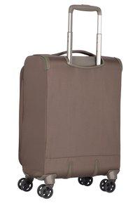 Delsey - MONTMARTRE  - Wheeled suitcase - khaki - 1