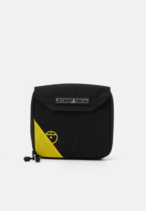 STEEP TECH CHEST PACK UNISEX - Bum bag - black/lightning yellow