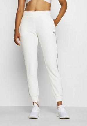 CUFF PANTS - Pantalon de survêtement - off white