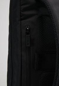 Moleskine - SLIM BACKPACK - Batoh - black - 5