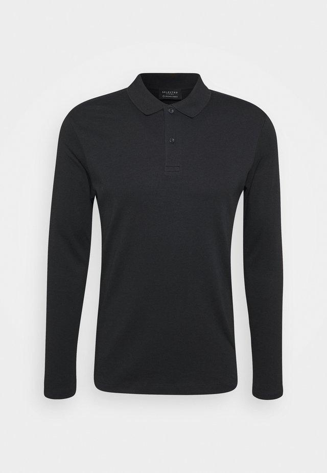 SLHPARIS  - Poloshirt - black