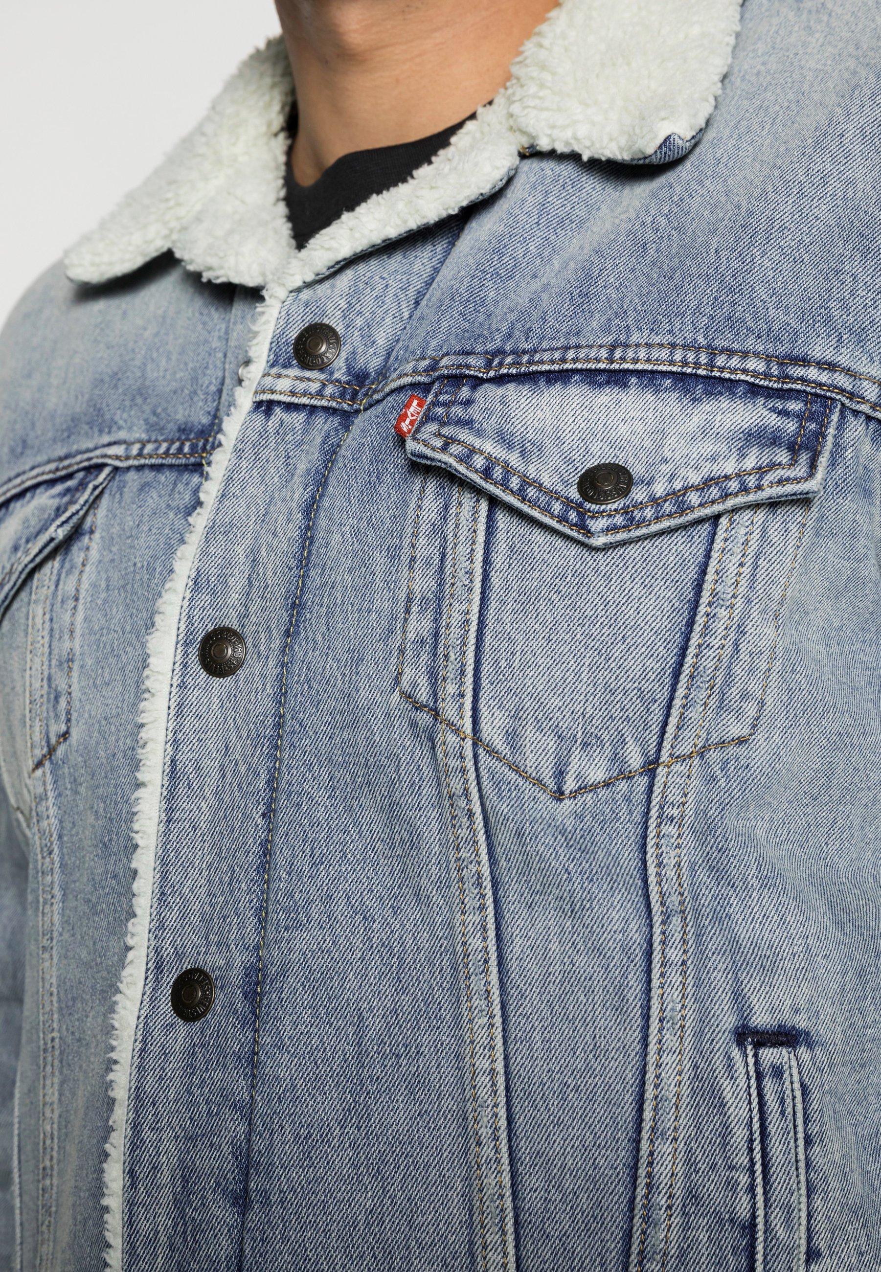 Men TYPE TRUCKER - Summer jacket - stonebridge