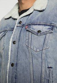 Levi's® - TYPE TRUCKER - Summer jacket - stonebridge - 4