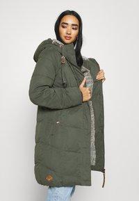 Ragwear - MERSHEL - Winter coat - olive - 4