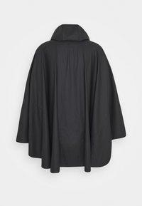 Rains - UNISEX - Vodotěsná bunda - black - 1