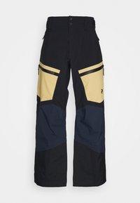 Peak Performance - GRAVITY PANT - Snow pants - blue shadow - 4