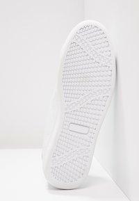 H.I.S - Sneakersy niskie - white/silver - 5