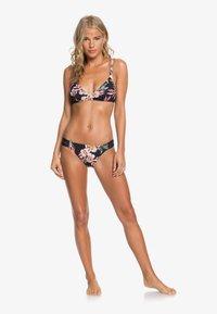 Roxy - Garden Surf - Bikini bottoms - ANTHRACITE - 1