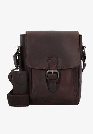 BURKELY VINTAGE LUKE   - Across body bag - brown