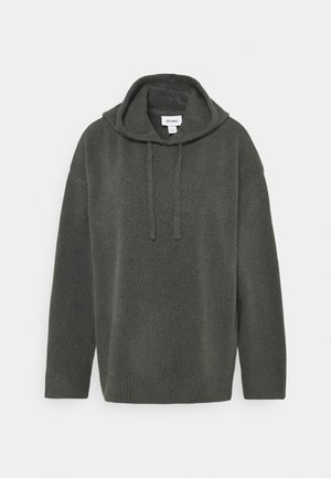MARY HOODIE - Sweat à capuche - grey dark