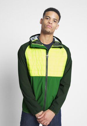 GABLE CASUAL - Summer jacket - sage