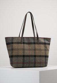 Barbour - WITFORD TARTAN TOTE - Tote bag - winter - 2