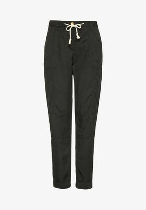 LEAF - Trousers - true black