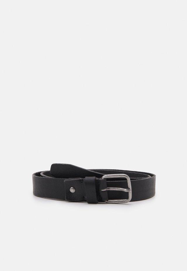 SLHHENRY BELT - Formální pásek - black