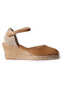 Toni Pons - LLORET - Platform heels - tan - 2
