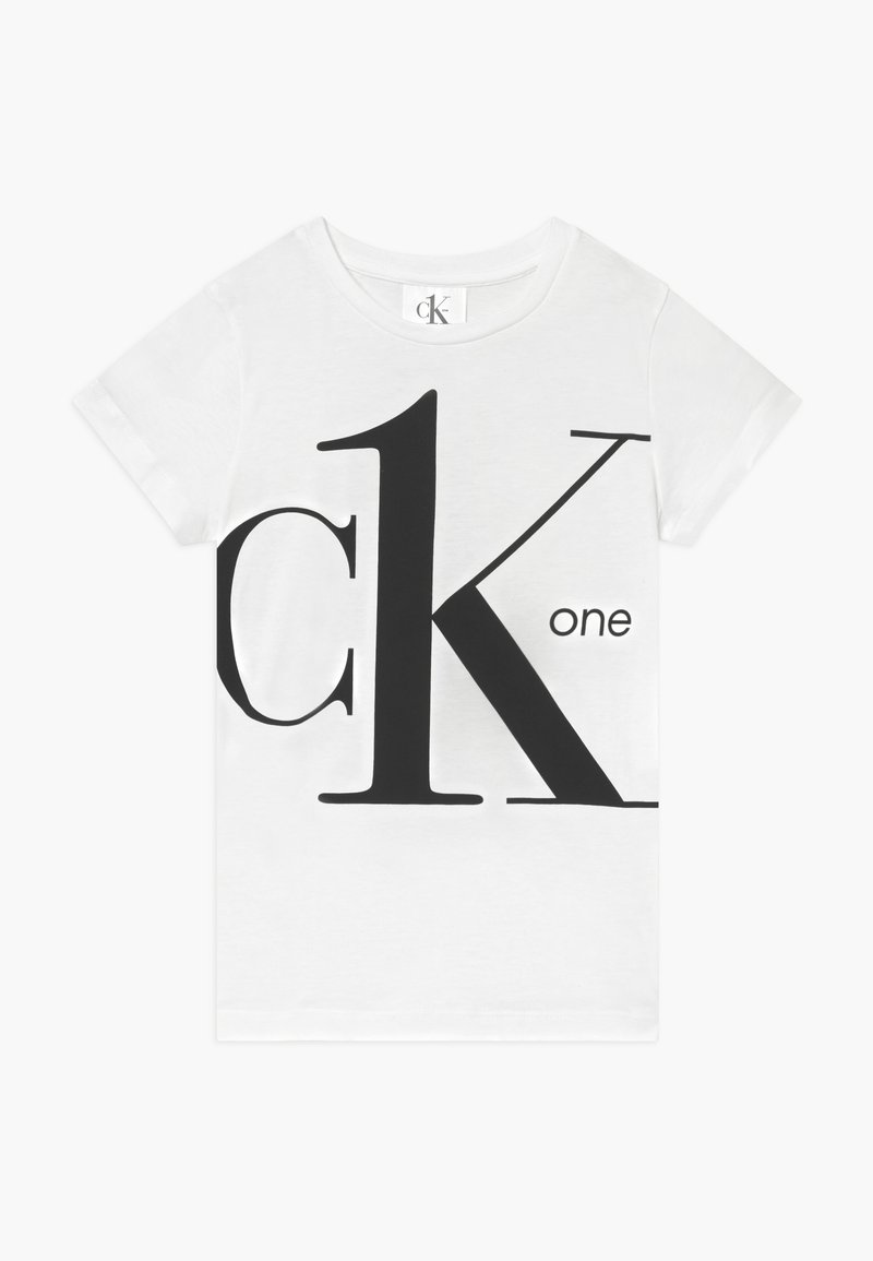 Calvin Klein Jeans - Camiseta estampada - white