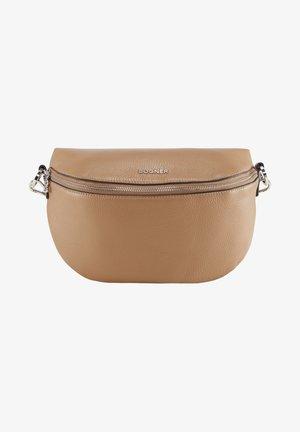ANDERMATT SINA - Across body bag - cappuccino