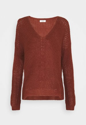 JDYNEW MEGAN - Jumper - red
