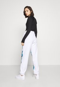 Jaded London - CUFFED JOGGERS NOT YOUR - Träningsbyxor - blue - 2
