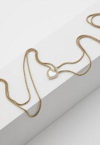 Fossil - VINTAGE GLITZ - Necklace - gold-coloured - 5