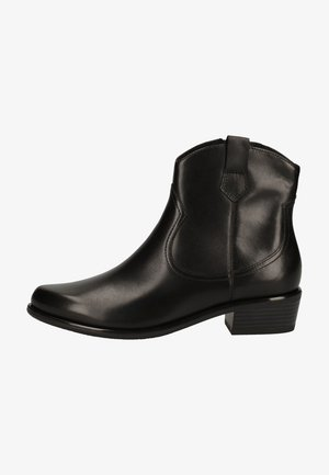 Ankle boots - black nappa 022