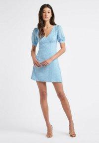 Kookai - Day dress - blue - 1