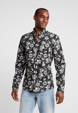 FLORAL PRINT - Skjorter - black