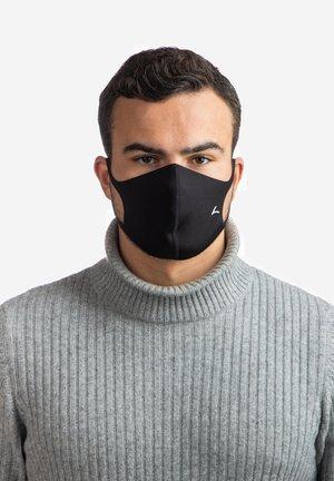 Masque en tissu - black