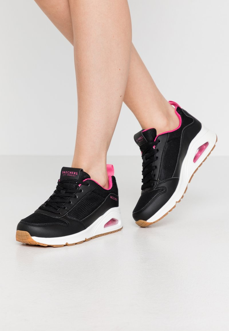 Skechers Sport - UNO - Trainers - black