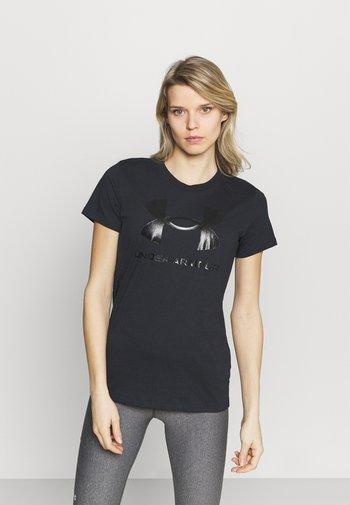 LIVE SPORTSTYLE GRAPHIC - Camiseta estampada - black