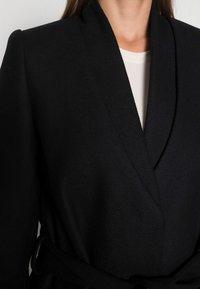 IVY & OAK - CHRISTINA - Classic coat - black - 4