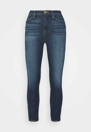 HIGH CROP - Jeans Skinny Fit - allesandro