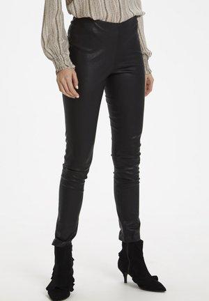 Lederhose - black