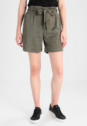 ONLKIRA BELT - Shorts - khaki