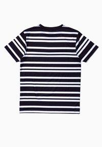 Society Sport - Print T-shirt - black/white - 1