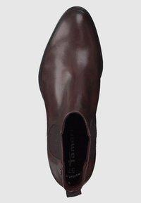 Tamaris - Classic ankle boots - bordeaux - 1