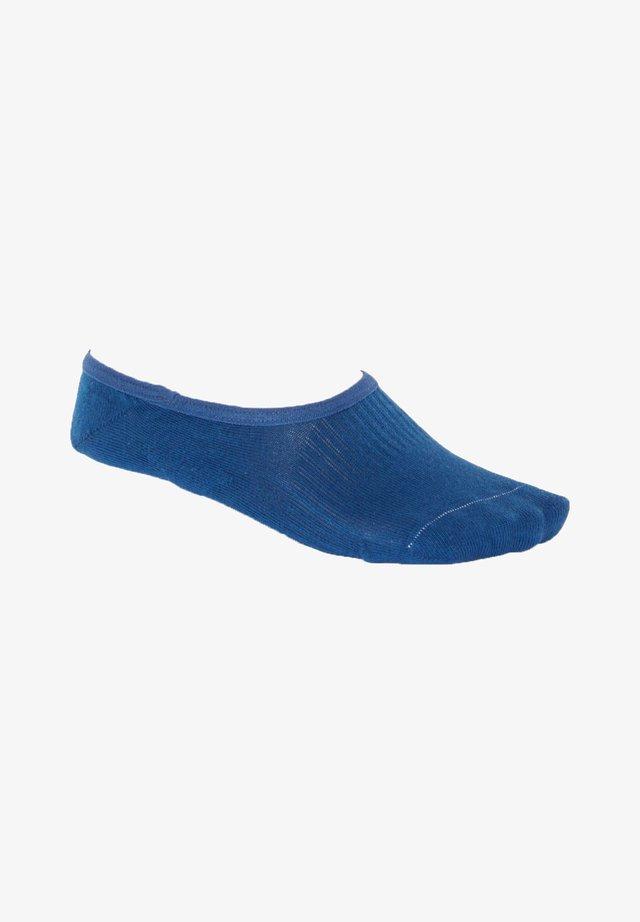 Trainer socks - blau