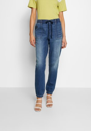 JOGGER - Relaxed fit jeans - rustic blue