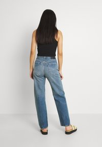 Levi's® Made & Crafted - LONG COLUMN - Jeans baggy - bespoke blue - 2