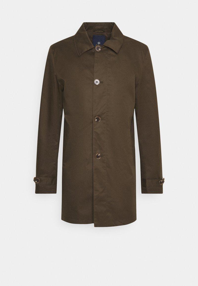 Nerve - NECASTOR JACKET - Short coat - brown