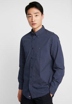 DOT REGULAR FIT - Košile - blue
